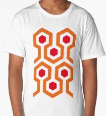The Shining Carpet Pattern Long T-Shirt