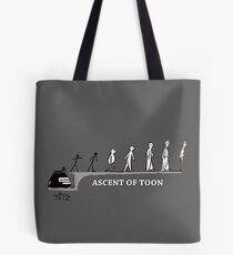 Ascent of Toon Tote Bag
