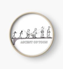 Ascent of Toon Clock