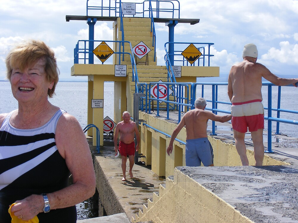 Salthill swimming club by ziko
