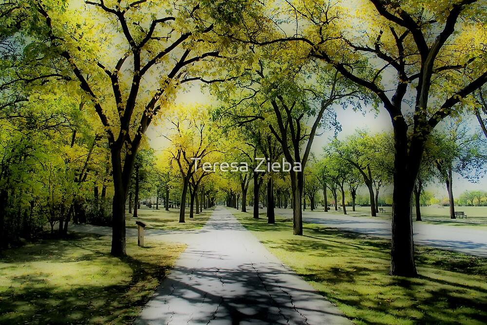 Autumn Colours II by Teresa Zieba