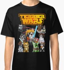 Boston Terrier Wars Classic T-Shirt