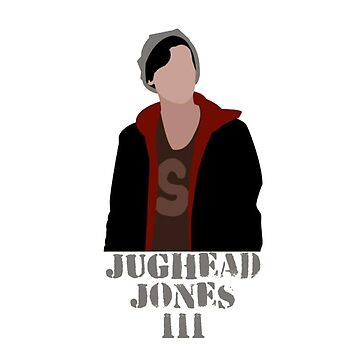 Jughead Jones Riverdale  by theSarahr