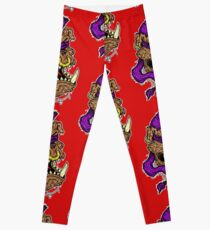 Bebop's infection Leggings