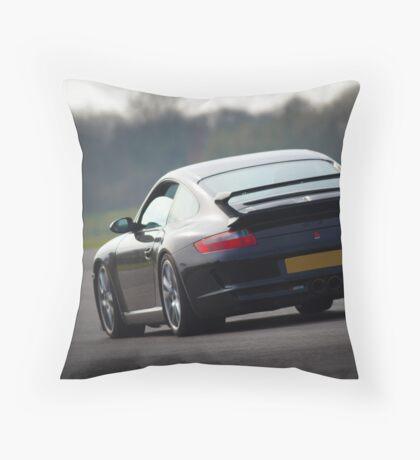 Porsche GT3 Throw Pillow