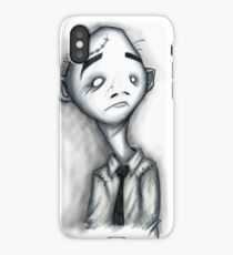 Mandatory Corporate Lobotomy iPhone Case/Skin