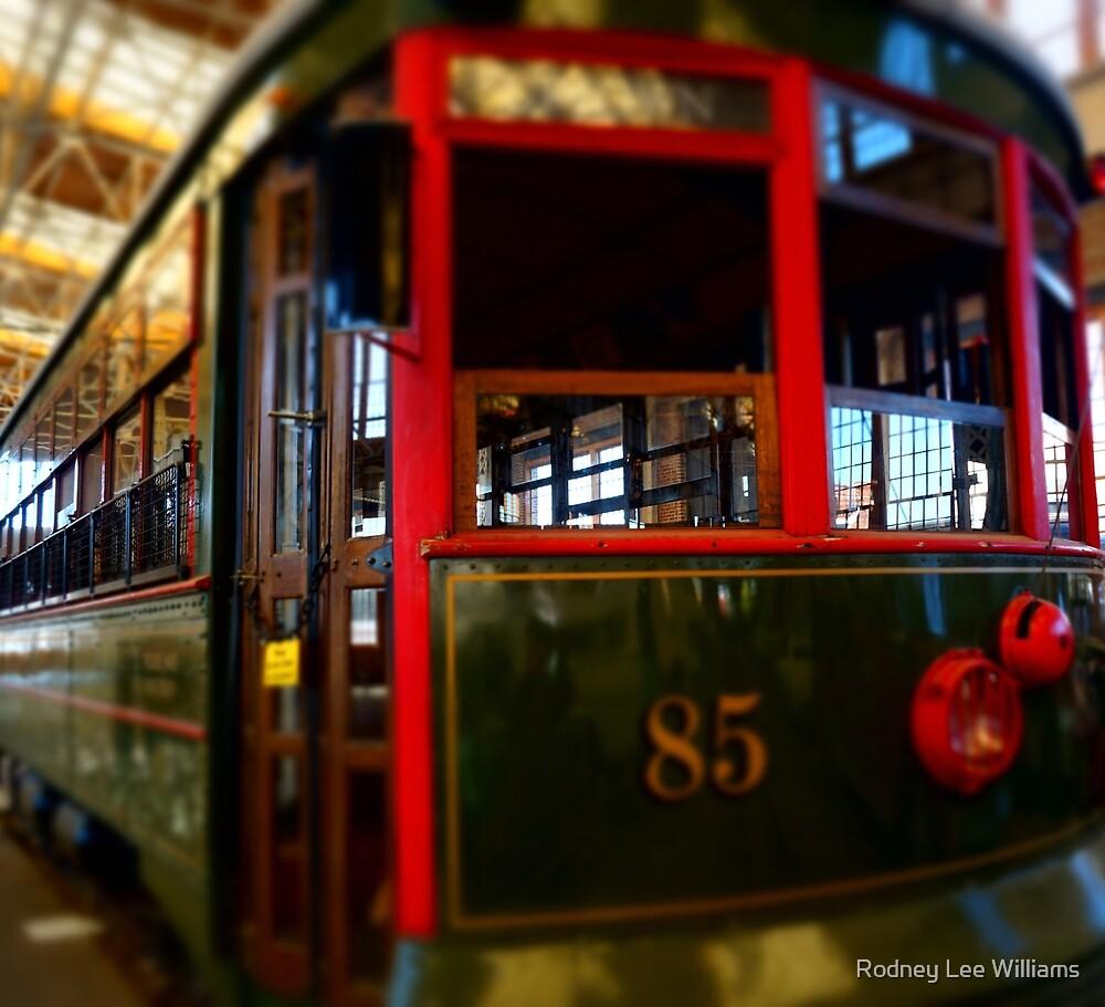 Streetcar 85 by Rodney Williams