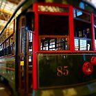 Streetcar 85 by Rodney Lee Williams