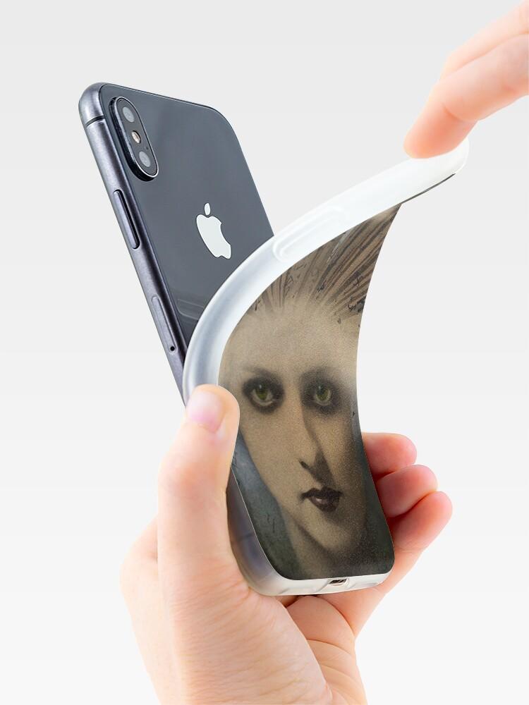 Alternative Ansicht von Der Leser... iPhone-Hülle & Cover