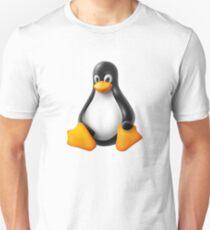 Linux Tux Modern T-Shirt