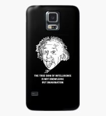 Albert Einstein Case/Skin for Samsung Galaxy