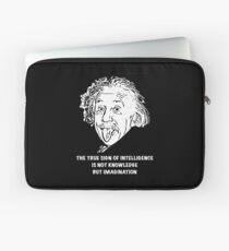 Funda para portátil Albert Einstein