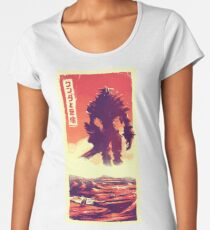 Shadow of the Colossus Women's Premium T-Shirt