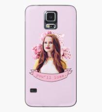 Cheryl Blossom Case/Skin for Samsung Galaxy