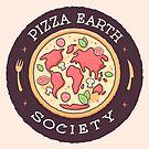 Pizza Earth Society by zoljo