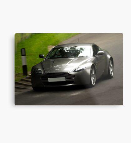 Aston Martin Vantage Metal Print