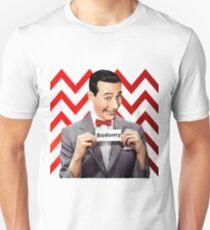 Pee Wee Herman- Sodomy Unisex T-Shirt