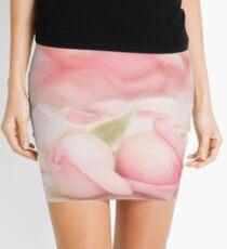 Buds and petals Mini Skirt