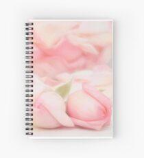 Buds and petals Spiral Notebook