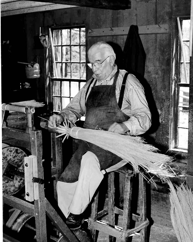 Broom Master by Jim DeMore