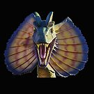 Dilophosaurus the Spitting Dinosaur by Dave  Knowles