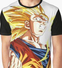 Goku SSJ3 Graphic T-Shirt
