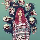 « Fearless Lady » par HypathieAswang