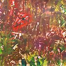 Obscured by Jungle leaves by George Hunter