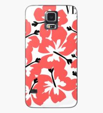 Hibiscus II Case/Skin for Samsung Galaxy