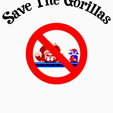Save the Gorillas! by JamesLillis