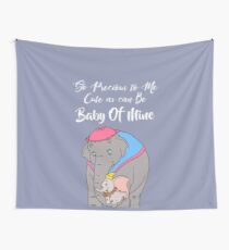 Baby Mine Wall Tapestry