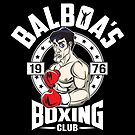 Balboa's Boxing Club by ccourts86