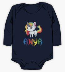 Anya Unicorn Kids Clothes