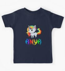 Anya Unicorn Kids Clothes