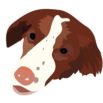 Allie's Dog by emilysimpsonxo