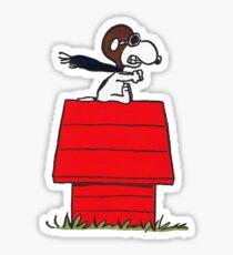 Snoopy Sticker