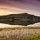Solitude on Loch a' Bhaile by Kasia-D