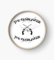 the gunslinger Clock