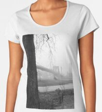 Un árbol crece en Brooklyn Camiseta premium de cuello ancho