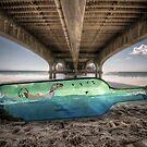 Under The Boardwalk by Randy Turnbow