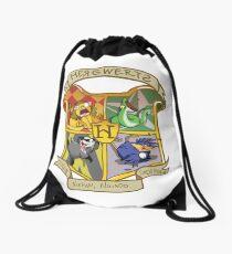 ERMAHGERD! HERGWERTS! Drawstring Bag