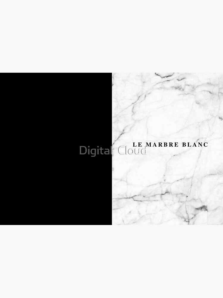 White marble french by nth4ka