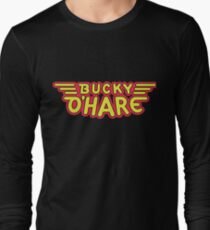 Captain Bucky O'Hare Long Sleeve T-Shirt