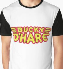 Captain Bucky O'Hare Graphic T-Shirt