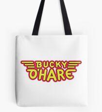 Captain Bucky O'Hare Tote Bag