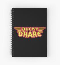 Captain Bucky O'Hare Spiral Notebook