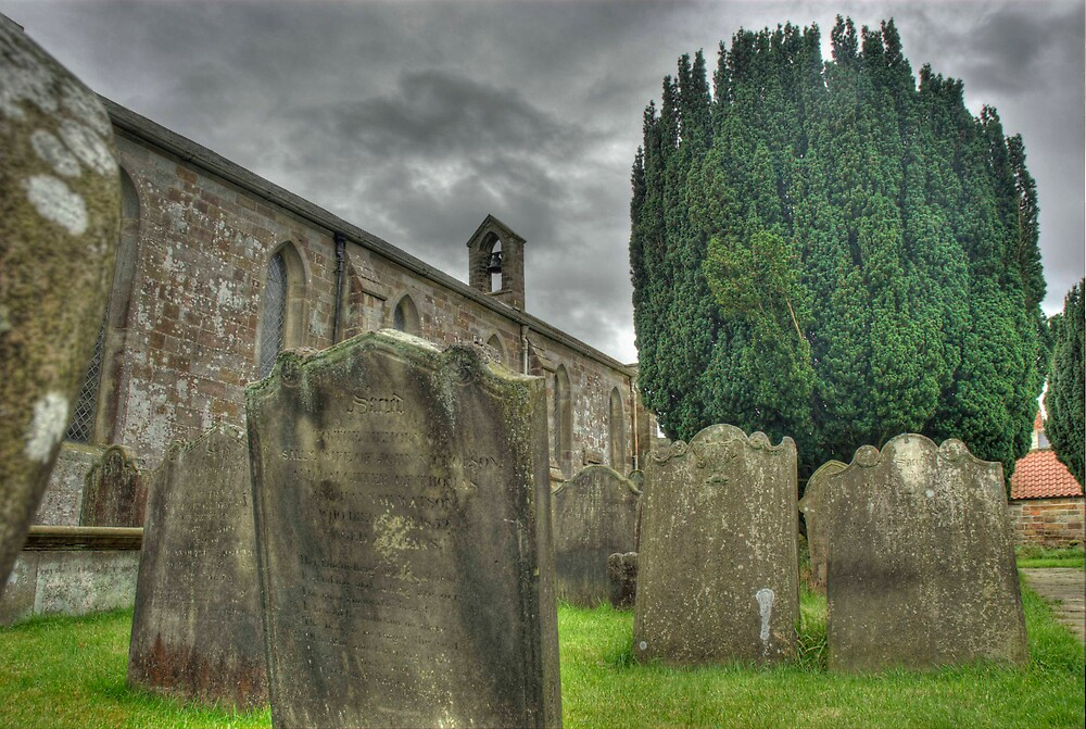 St. Marys & St Lawrence's by WhartonWizard
