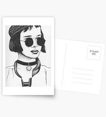 Mathilda From Leon The Professional Postcards