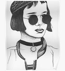 Mathilda From Leon The Professional Poster