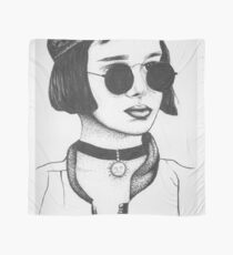 Mathilda From Leon The Professional Scarf
